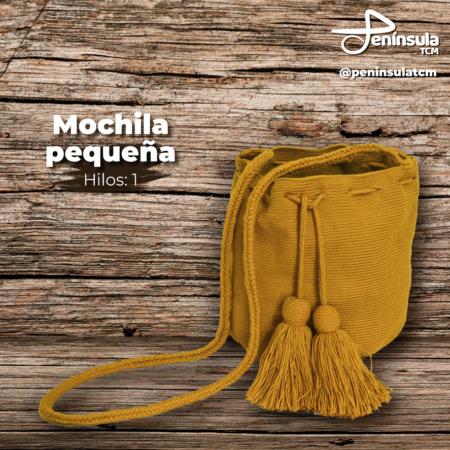 Mochila Wayuu Península TCM Mi Península